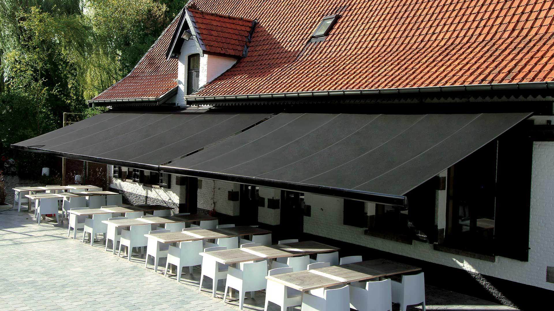 store terrasse horeca